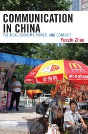 Cover of: Communication in China