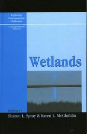Cover of: Wetlands (Exploring Environmental Challenges)