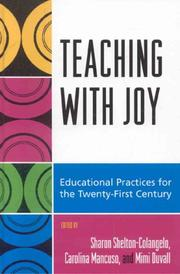 Cover of: Teaching with Joy | Mimi Duvall
