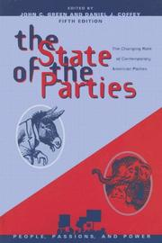 Cover of: The State of the Parties