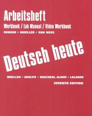 Cover of: Deutsch Heute