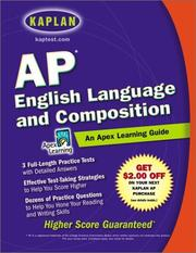 Cover of: AP English Language & Composition