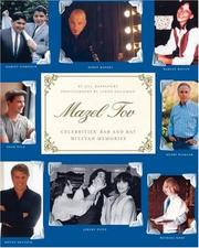 Cover of: Mazel Tov | Jill Rappaport