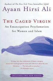 Cover of: The Caged Virgin: An Emancipation Proclamation for Women and Islam
