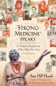 "Cover of: ""Strong Medicine"" Speaks"