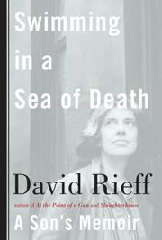 Cover of: Swimming in a Sea of Death: A Son's Memoir