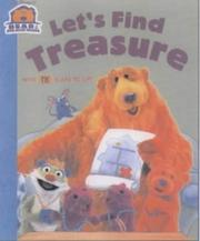 Cover of: Let's Find Treasure (Bear in the Big Blue House)