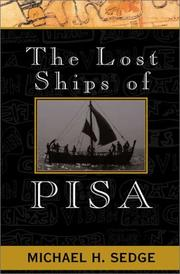 Cover of: The Lost Ships of Pisa