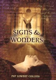 Cover of: Signs and wonders | Pat Lowery Collins
