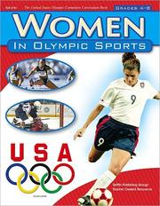 Cover of: Women in Olympic Sports | JANET CAIN