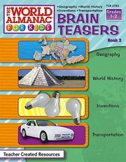 Cover of: Brain Teasers from The World Almanac(R) for Kids, Book 2 (Brain Teasers) | MELISSA HART