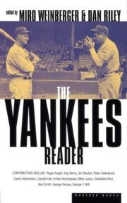 Cover of: The Yankees Reader |