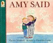 Cover of: Amy Said