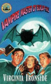 Cover of: Vampire Master at Burlap Hall (Burlap Hall Mysteries)
