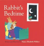 Cover of: Rabbit's bedtime