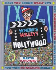 Cover of: Where's Wally in Hollywood (Where's Wally?)