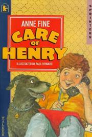 Cover of: Care of Henry