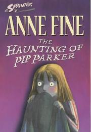 Cover of: The Haunting of Pip Parker