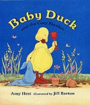 Cover of: Baby Duck and the Cosy Blanket