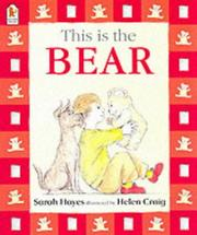 Cover of: This is the bear
