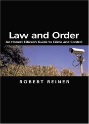 Cover of: Law and Order | Robert Reiner