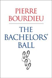 Cover of: The Bachelors' Ball