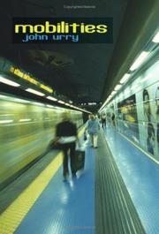 Cover of: Mobilities