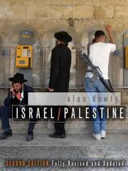 Cover of: Israel/Palestine
