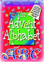Cover of: The Advent Alphabet