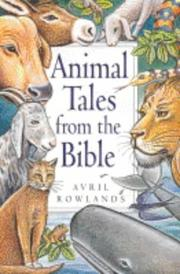 Cover of: Animal Tales from the Bible