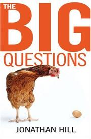 Cover of: The Big Questions | Jonathan Hill