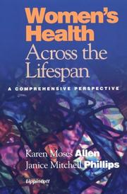 Cover of: Women's health across the lifespan