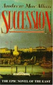 Cover of: Succession