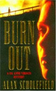 Cover of: Burn Out (Dr Anne Vernon)