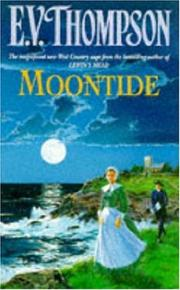 Cover of: Moontide
