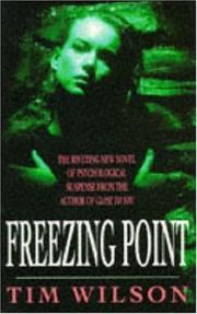 Cover of: Freezing Point | Tim Wilson