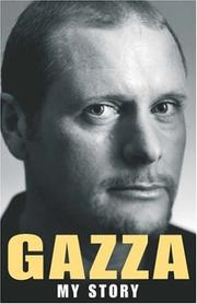 Cover of: Gazza