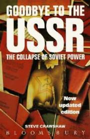 Goodbye to the USSR by Steve Crawshaw