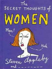 Cover of: The Secret Thoughts of Women (The Secret Thoughts Series)