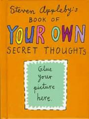 Cover of: Secret Thoughts of Your Own (The Secret Thoughts Series)