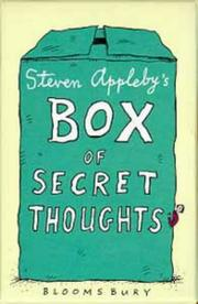 Cover of: The Secret Thoughts (The Secret Thoughts Series)