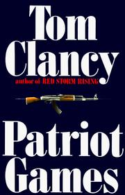 Cover of: Patriot games