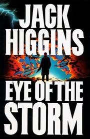 Cover of: Eye of the storm