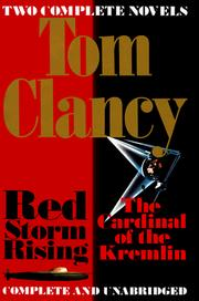 Cover of: Two complete novels | Tom Clancy