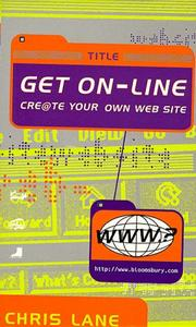 Cover of: Get On-line