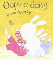 Cover of: Oops-a-daisy