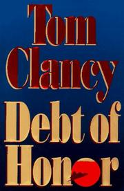 Cover of: Debt of Honor | Tom Clancy