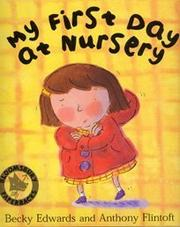 My first day at nursery by Becky Edwards