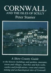 Cover of: Cornwall and the Isles of Scilly (County Guides) | Peter Stanier