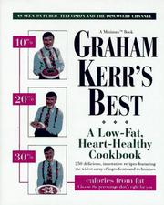 Cover of: Graham Kerr's best